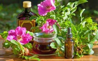 Используем эфирные масла в приготовлении чая и пищи!